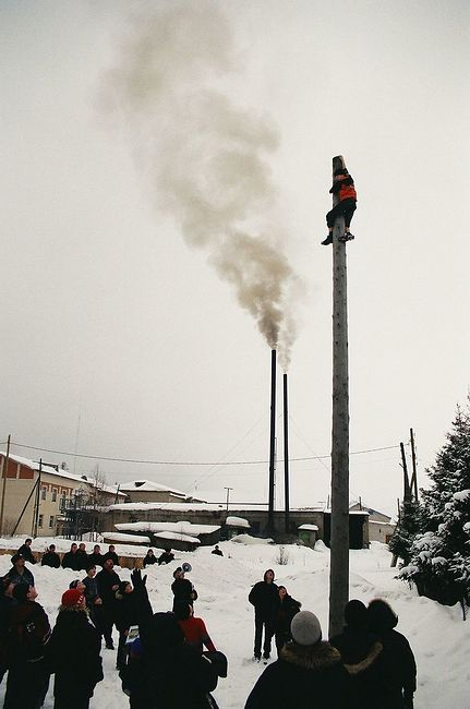 Arik Shraga. Disappearing villages. Winter farewell festival
